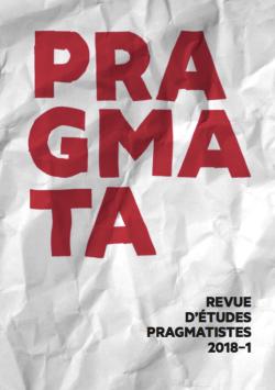 pragmata - numero 1 - 2018